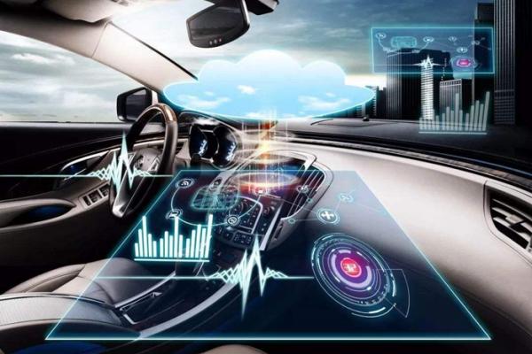 成都市智能网联汽车道路测试启动仪式近日举行