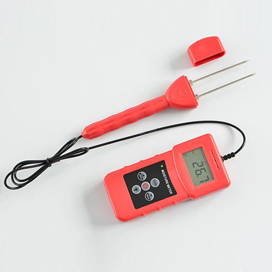 尼龙涤纶含水率测定仪MS-C  羊毛纱水分测试仪