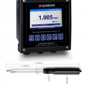 在线式余氯监测仪GD32-YCYL2