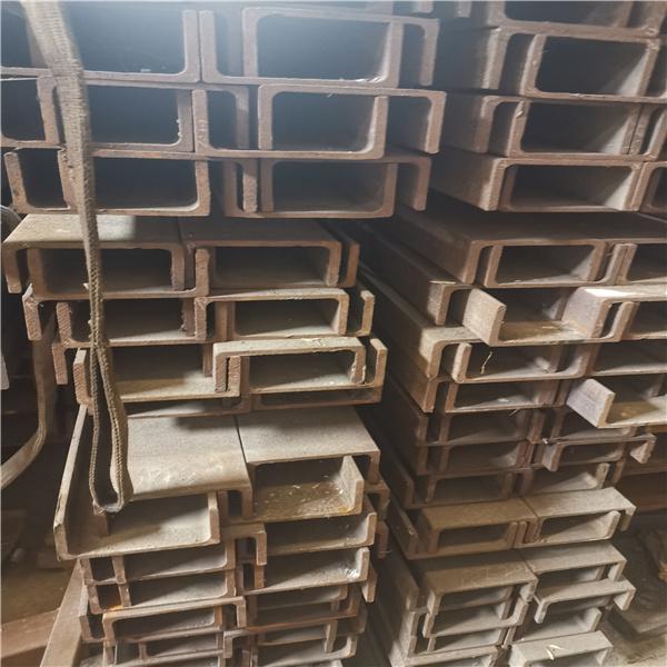 现货英标槽钢型号PFC系列材质S235JR产品供应