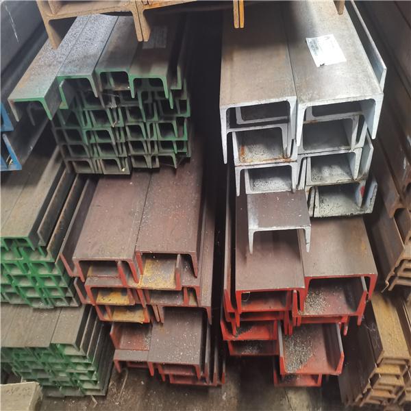 现货PFC型号系列的英标槽钢执行标准