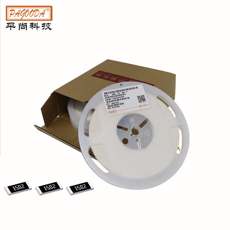 电阻厂家供应1812电阻智能家居应用旺诠原装贴片电阻
