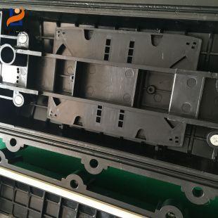 48芯光缆接头盒2进2出卧式接头盒